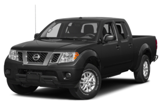 2015 Nissan Frontier SV (M6) 4x4 Crew Cab 4.75 ft. box 125.9 in. WB
