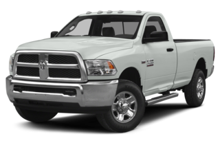 2015 RAM 2500 Tradesman 4x2 Regular Cab HD