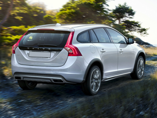 2015 Volvo V60 Cross Country Cross Country T5
