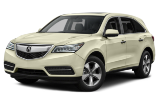 2016 Acura MDX w/AcuraWatch Plus Pkg (A9) SH-All-Wheel-Drive