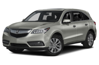 2016 Acura MDX w/Technology and Entertainment Pkgs (A9)
