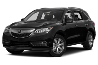 2016 Acura MDX w/Advance Package (A9)