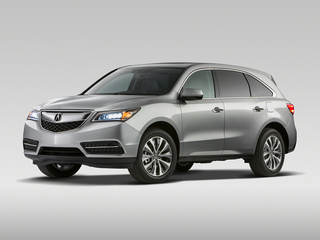 2016 Acura MDX w/Advance and Entertainment Pkgs (A9)