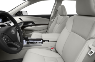 2016 Acura RLX Base w/Technology Package (A6)