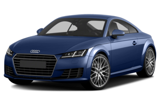 2016 Audi TT TT 2.0T 2dr All-wheel Drive quattro Coupe