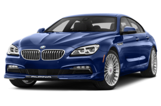 2016 BMW ALPINA B6 Gran Coupe ALPINA B6 Gran Coupe Base