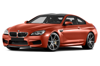 2016 BMW M6 M6 Coupe