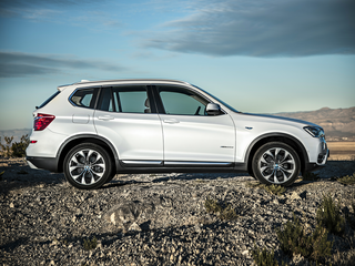 2016 BMW X3 sDrive28i