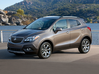 2016 Buick Encore Sport Touring All-wheel Drive
