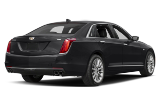 2016 Cadillac CT6 2.0L Turbo Luxury 4dr Rear-wheel Drive Sedan