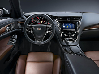 2016 Cadillac CTS 3.6L Performance All-Wheel-Drive