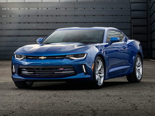 2016 Chevrolet Camaro 1LT 2dr Coupe