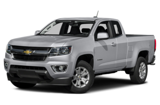 2016 Chevrolet Colorado 4x2 Extended Cab