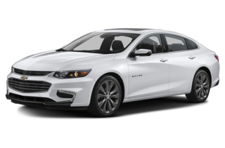 2016 Chevrolet Malibu Hybrid Hybrid Base 4dr Sedan
