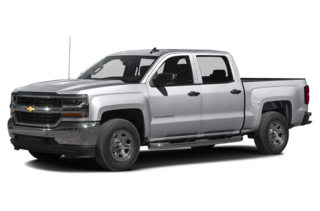 2016 Chevrolet Silverado 1500 Prices And Trim Information