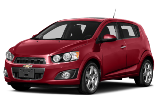 2016 Chevrolet Sonic Sonic RS Manual 4dr Hatchback