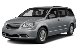 2016 Chrysler Town & Country Town and Country Touring-L Front-wheel Drive LWB Passenger Van