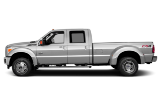 2016 Ford F-450 Lariat 4x4 Crew Cab 8 ft. box 172 in. WB DRW