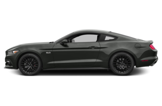 2016 Ford Mustang Mustang V6 2dr Fastback