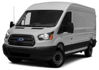 2016 Ford Transit-150 Transit-150 Base w/Dual Sliding Side Cargo Doors Medium Roof Cargo Van 148 in. WB