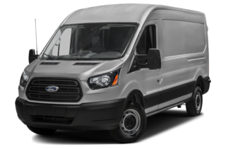 2016 Ford Transit-250 Transit-250 Base w/Dual Sliding Side Cargo Doors Medium Roof Cargo Van 148 in. WB
