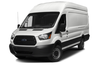 2016 Ford Transit-350 Transit-350 Base w/Dual Sliding-Side Cargo-Doors High Roof Extended-Length Cargo Van 148 in. WB