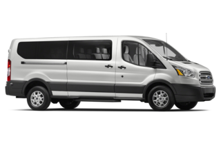 2016 Ford Transit-350 Transit-350 XL w/Sliding Pass-Side Cargo-Door Low Roof Wagon 148 in. WB