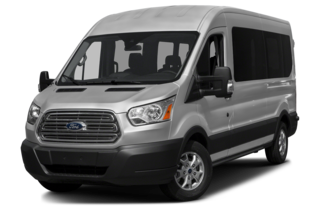 2016 Ford Transit-350 Transit-350 XL w/Sliding Pass-Side Cargo Door High Roof Wagon 148 in. WB