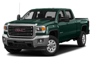2016 GMC Sierra 2500HD HD Base 4x2 Crew Cab 6.6 ft. box 153.7 in. WB