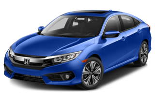 2016 Honda Civic Prices And Trim Information Car Com