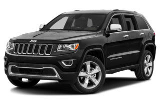2016 Jeep Grand Cherokee Overland 4dr 4x2