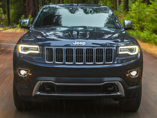 2016 Jeep Grand Cherokee Limited 4dr 4x4