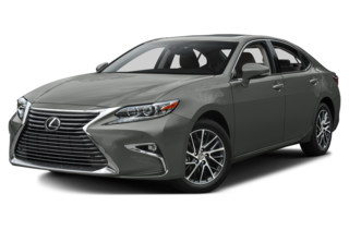 2016 Lexus ES 350 350 Base 4dr Sedan