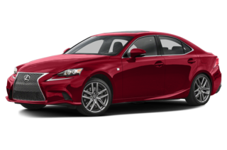 2016 Lexus IS 200t 200t Base 4dr Rear-wheel Drive Sedan