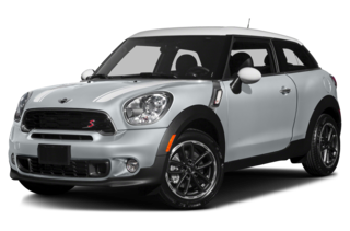 2016 MINI Paceman Paceman Cooper S 2dr ALL4 Sport Utility