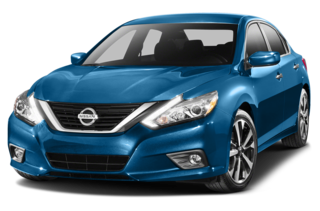 2016 Nissan Altima 2.5 4dr Sedan