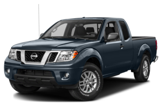2016 Nissan Frontier SV (M6) 4x4 King Cab