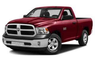 2016 RAM 1500 HFE 4x2 Regular Cab 120 in. WB