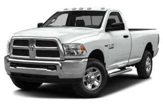 2016 RAM 2500 Tradesman 4x2 Regular Cab 140.5 in. WB