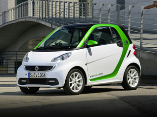 2016 smart fortwo-electric-drive