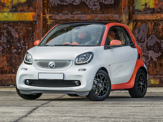 2016 smart fortwo pure 2dr Coupe