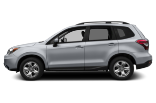 2016 Subaru Forester 2.5i (M6) 4dr All-wheel Drive