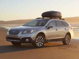 2016 Subaru Outback 2.5i Limited 4dr All-wheel Drive