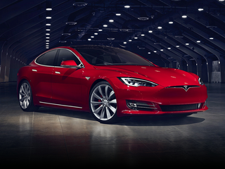 2016 Tesla Model S 70 4dr Rear-wheel Drive Sedan 2016.5