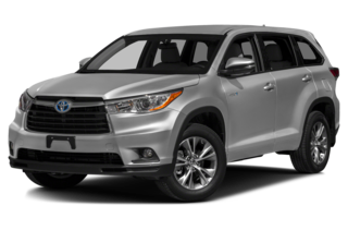 2016 Toyota Highlander Hybrid Hybrid Limited V6 4dr All-wheel Drive