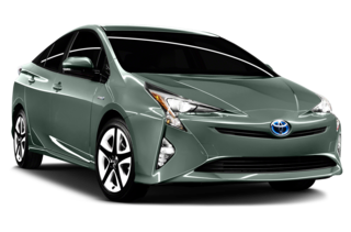 2016 Toyota Prius Four Touring 5dr Hatchback