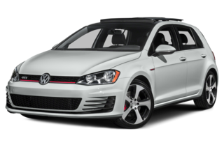 2016 Volkswagen Golf GTI SE w/Performance Package 4-Door (M6) 4dr Hatchback