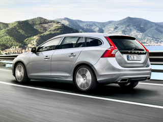 2016 Volvo V60 T5 Platinum 4dr All-wheel Drive Wagon