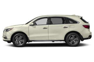 2017 Acura MDX 3.5L 4dr Front-wheel Drive