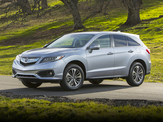 2017 Acura RDX Base 4dr Front-wheel Drive